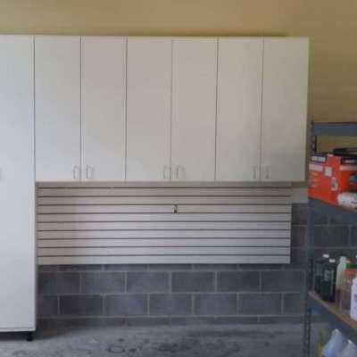 Custom Garage Closet Chattanooga