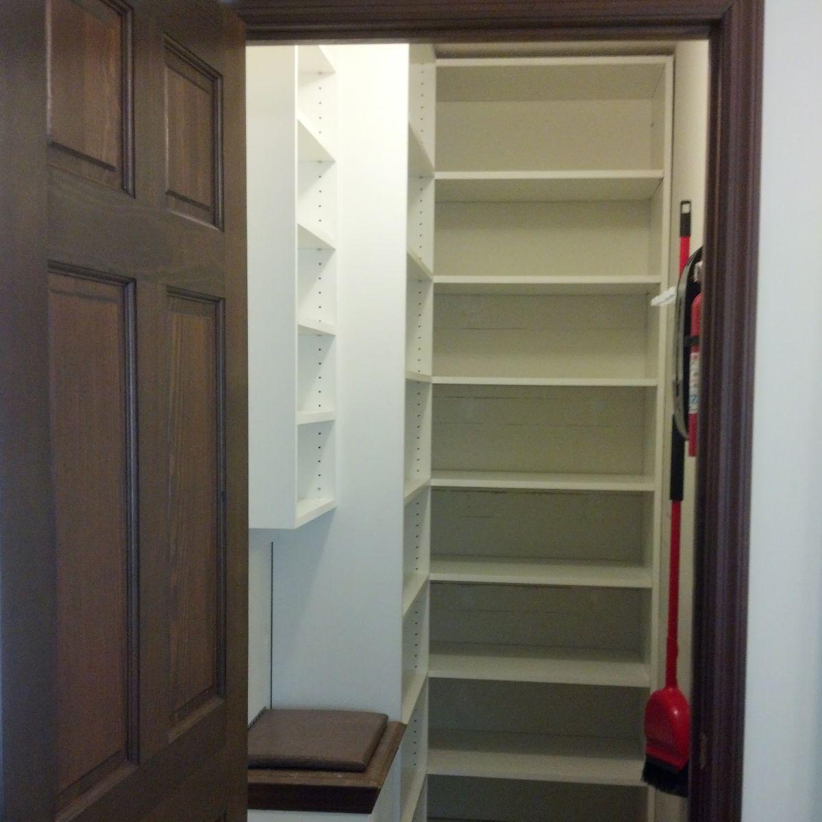 Chattanooga Custom Walk-In Closets Design