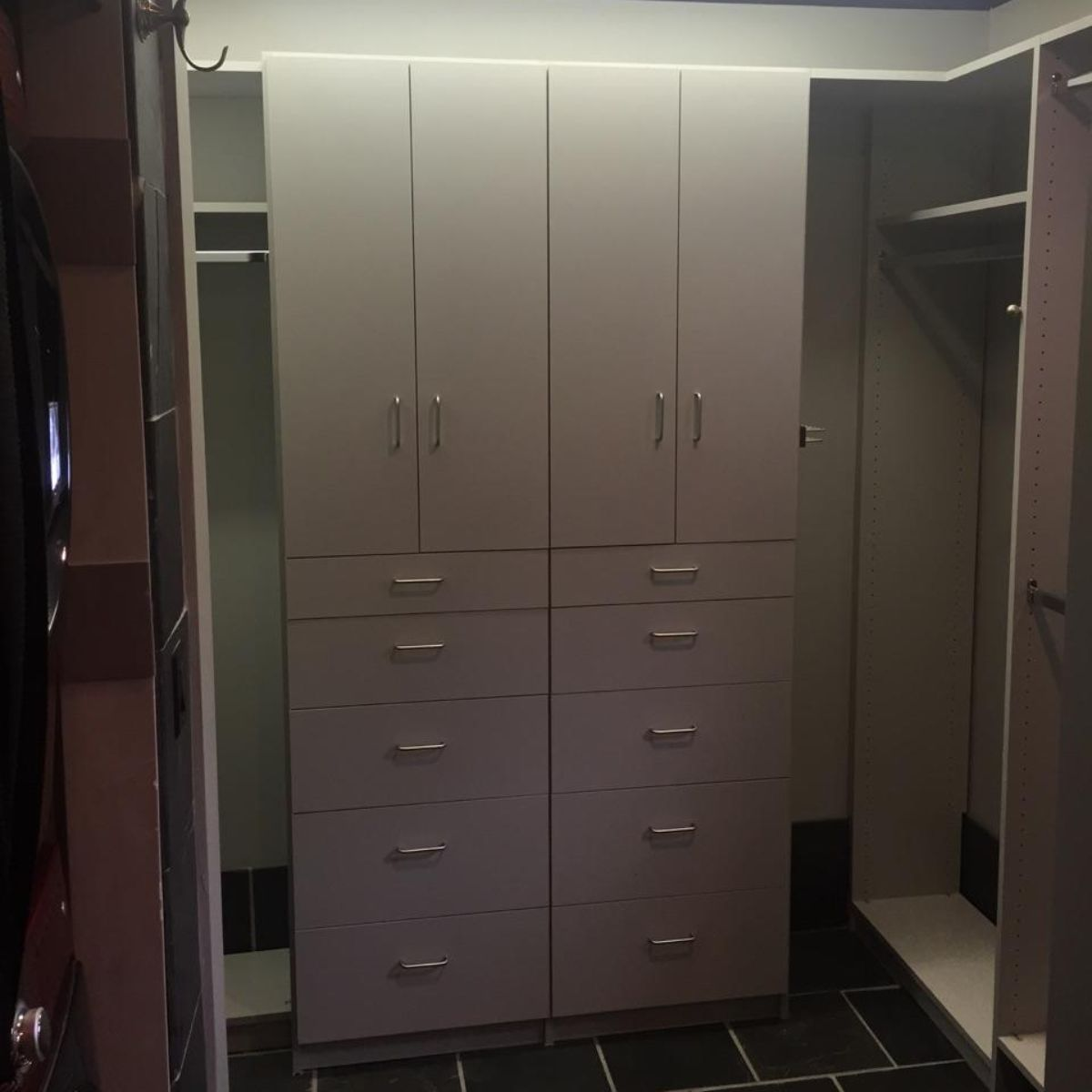 Chattanooga Walk-In Closets