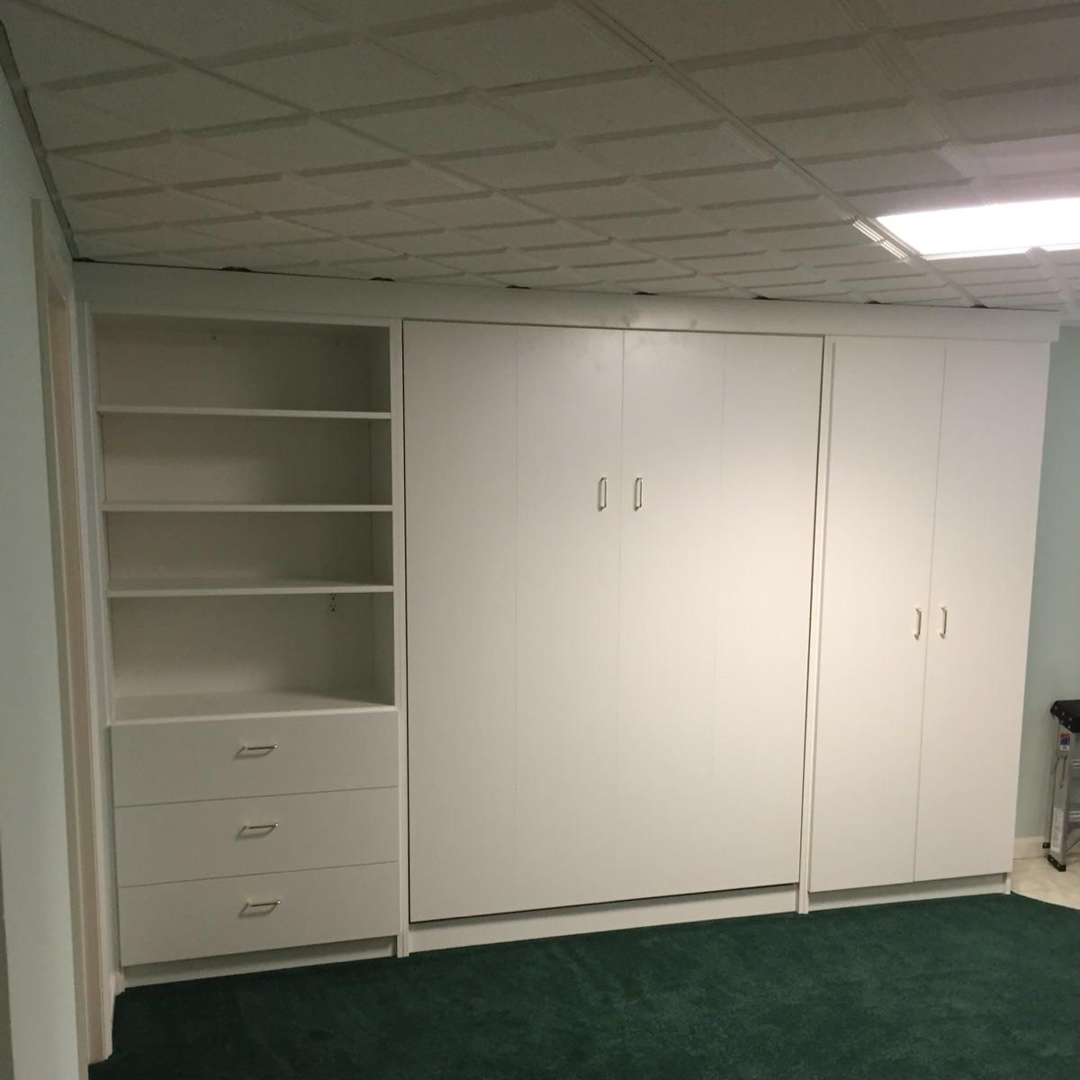 Chattanooga Wall Beds Closet System