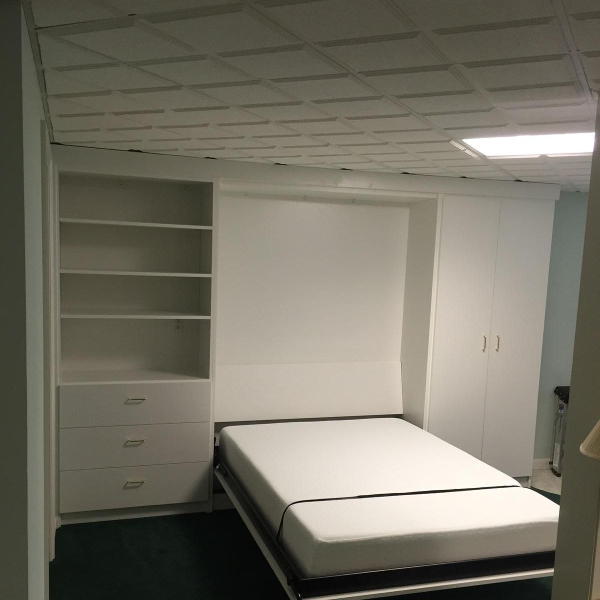 Closet Wall Beds System Chattanooga