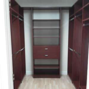 Custom Master Closets Design System Chattanooga