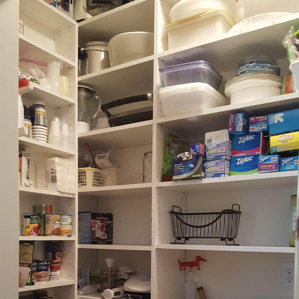 Pantry System Design Chattanooga