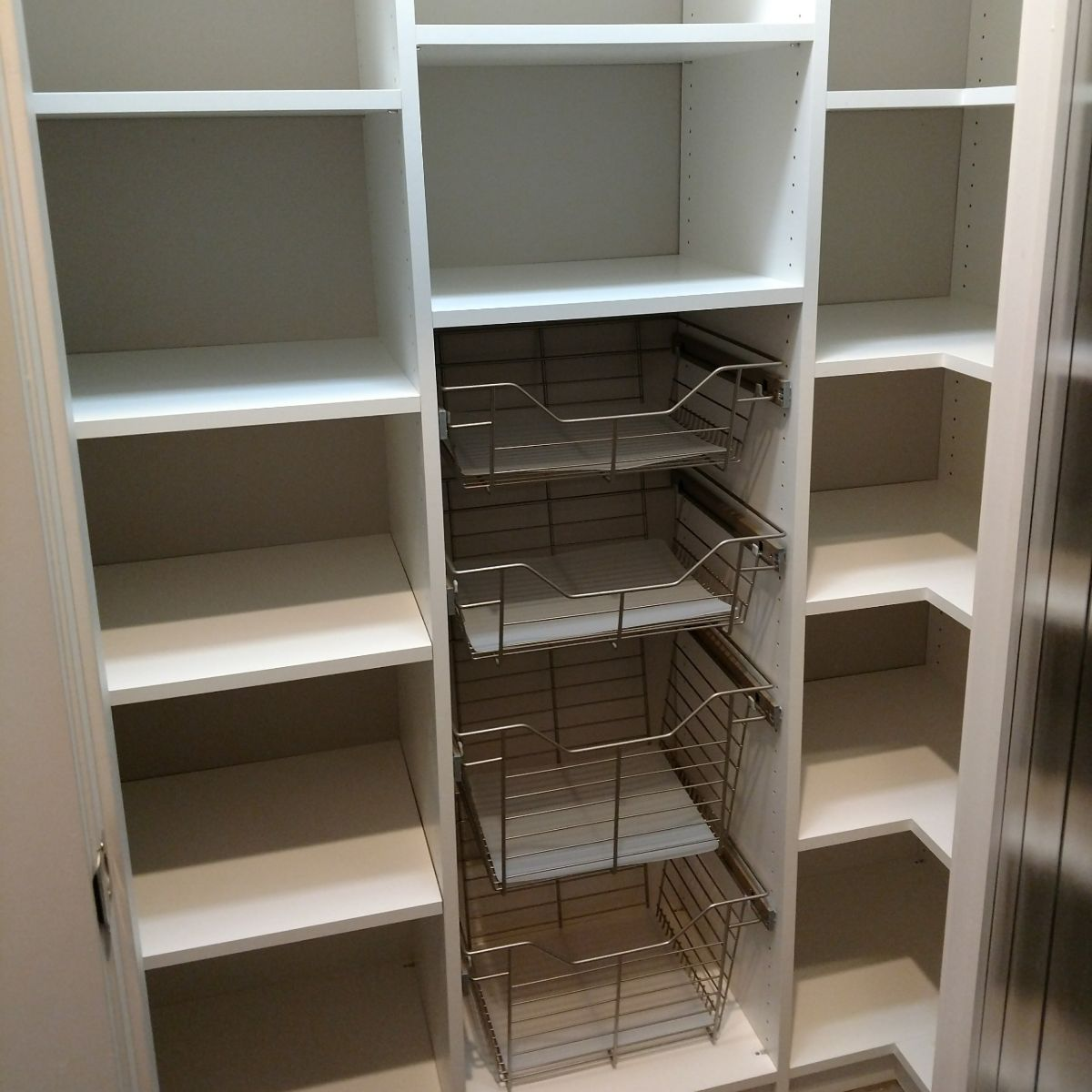 System Closet Pantry Chattanooga