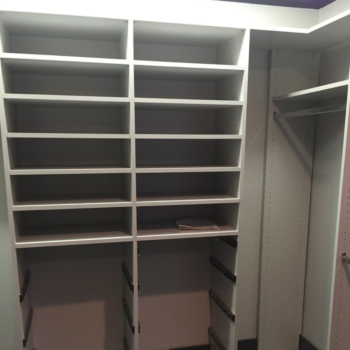 Walk-In Closets Chattanooga