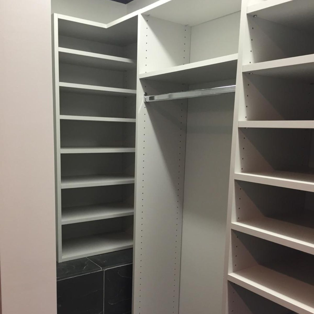 Walk-In Closets Custom Design Chattanooga