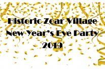 Zoar New Year's Eve Party