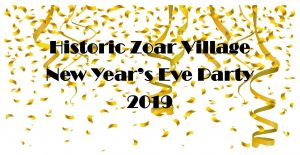 Zoar New Year Party