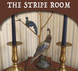 Cobbler Shop Stripe Room