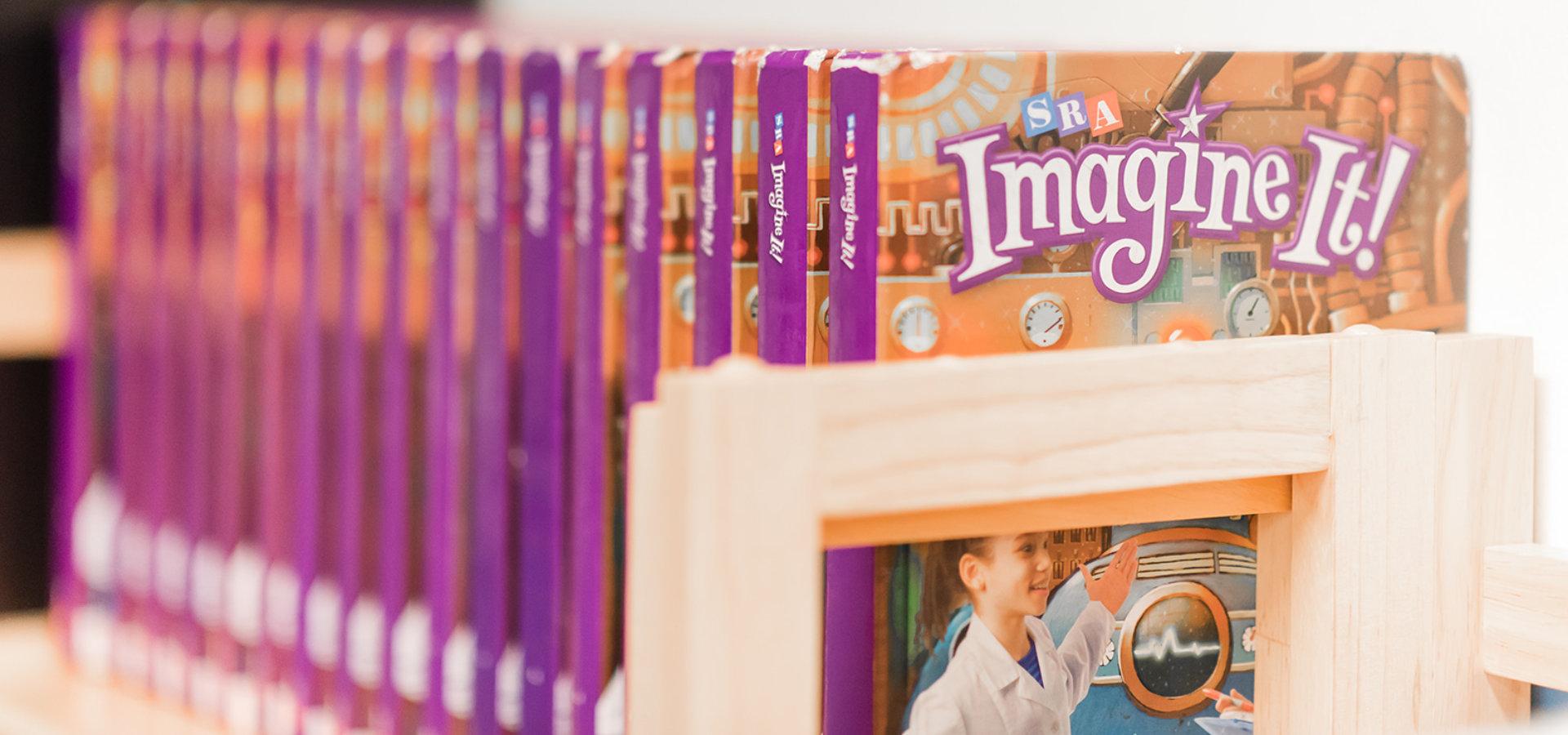 Imagine It books