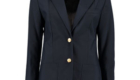 navy ladies blazer
