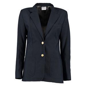 navy ladies blazer