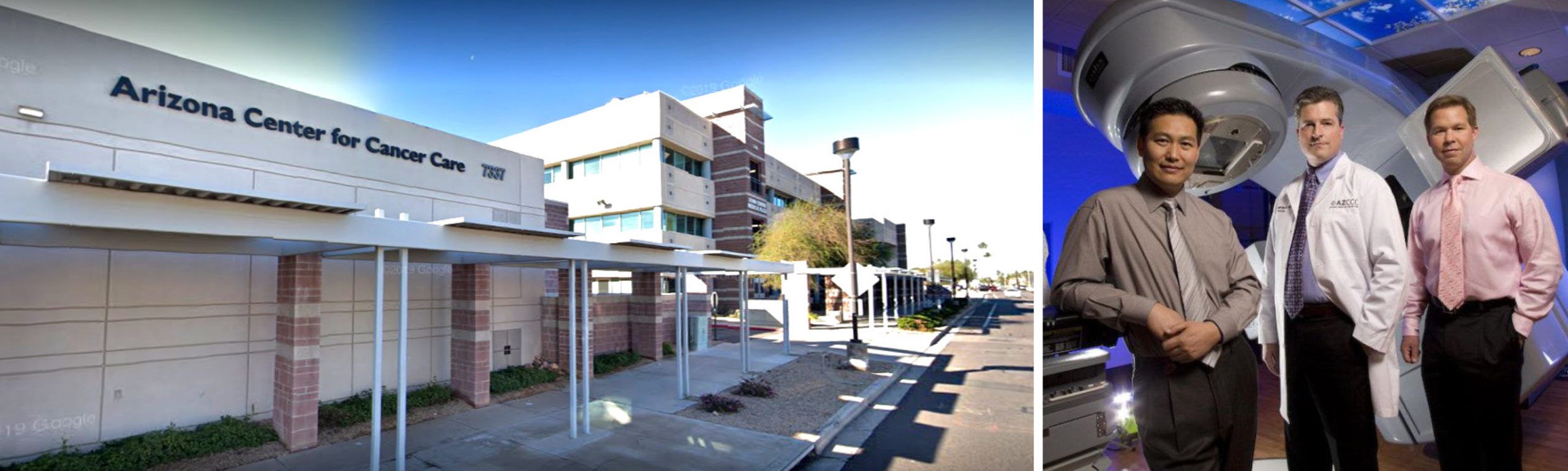 Arizona Center for Cancer Care is one of the best!