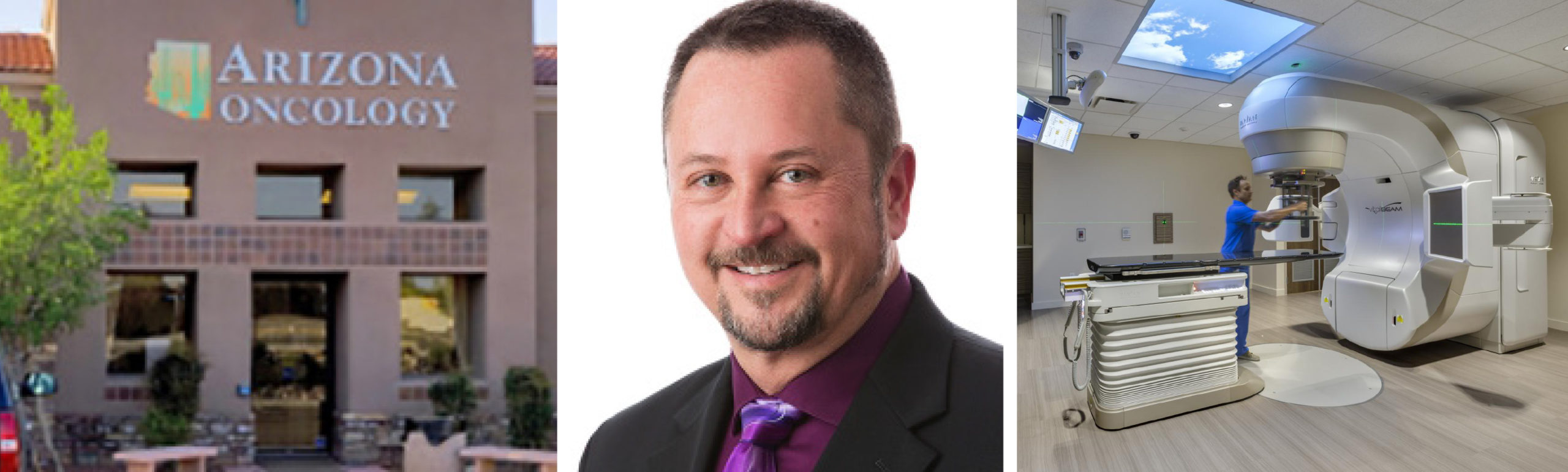 Arizona Oncology – Mike Janicek, MD is one of the best!