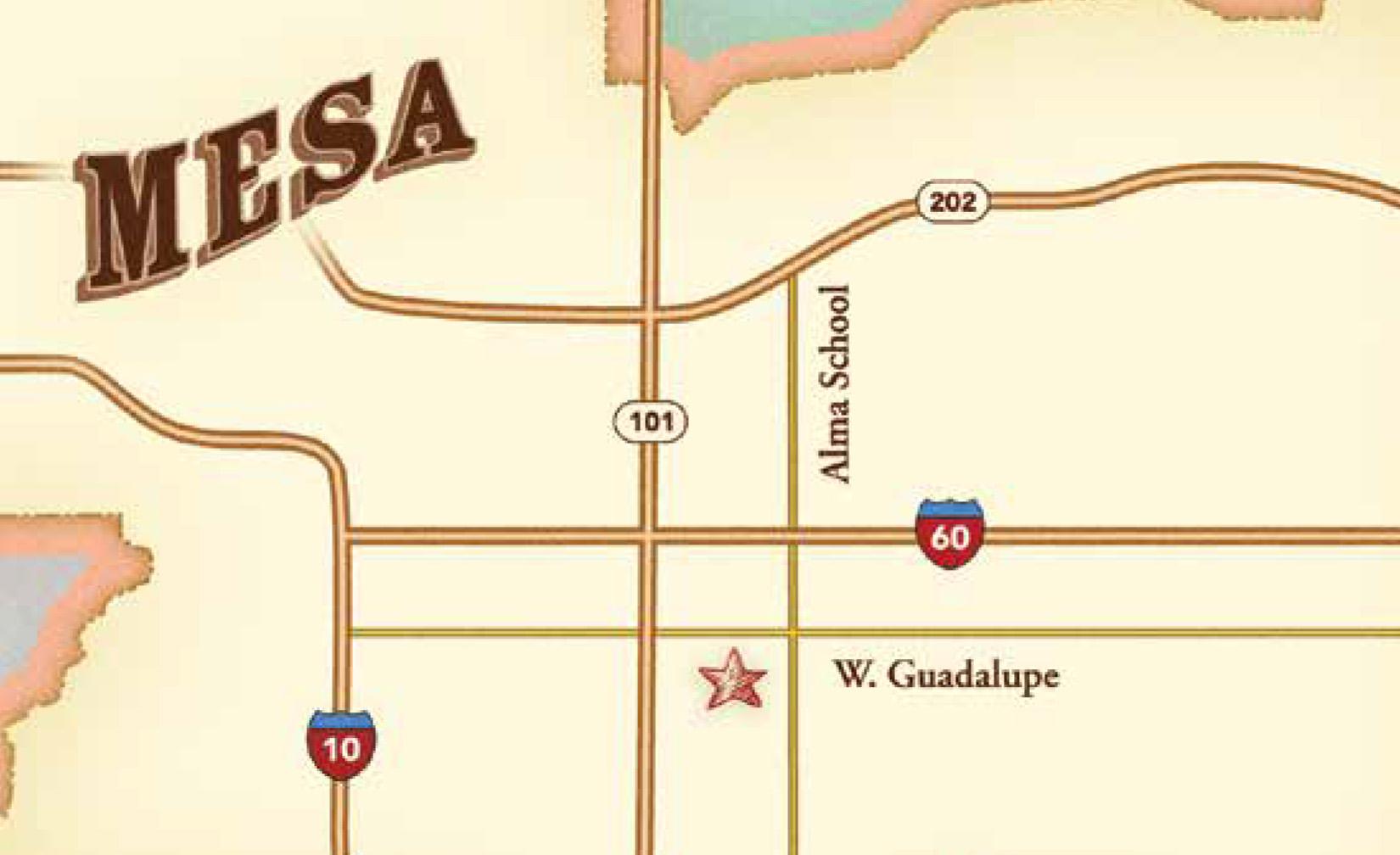Phoenix AZ area business White Dove Thrift Shoppes