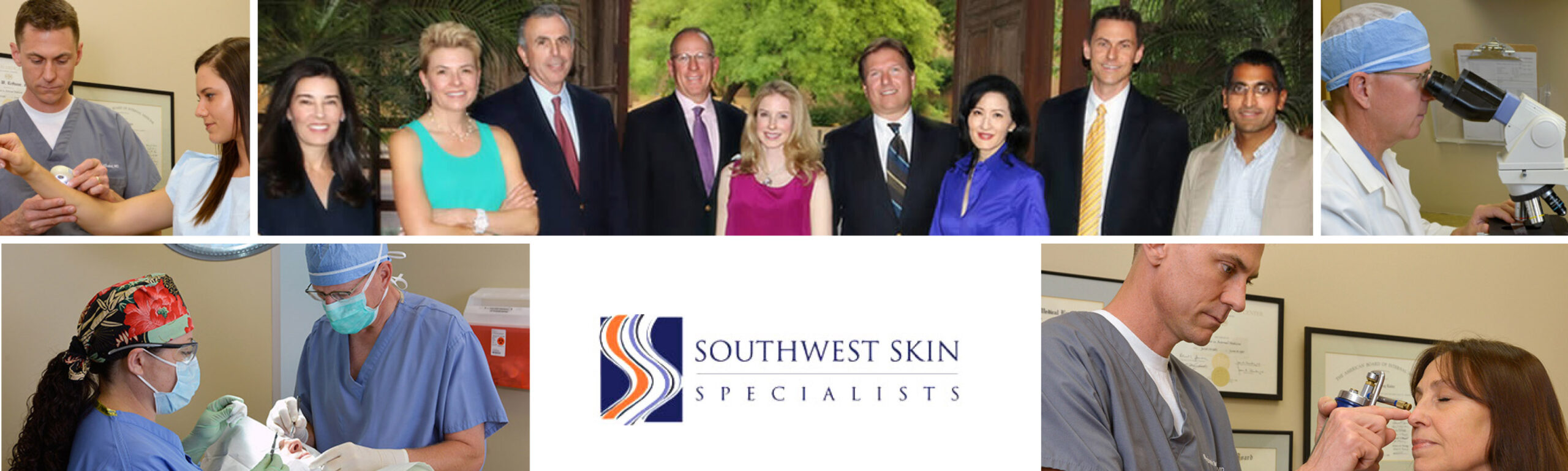 Southwest Skin Specialists is one of the best!