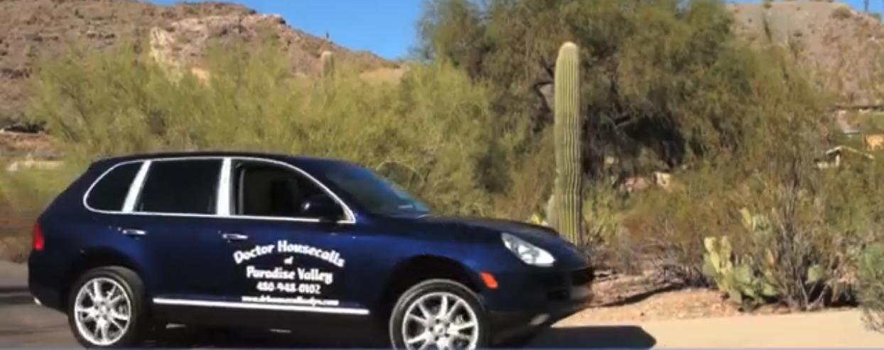 Phoenix AZ area business Doctor Housecalls of PV