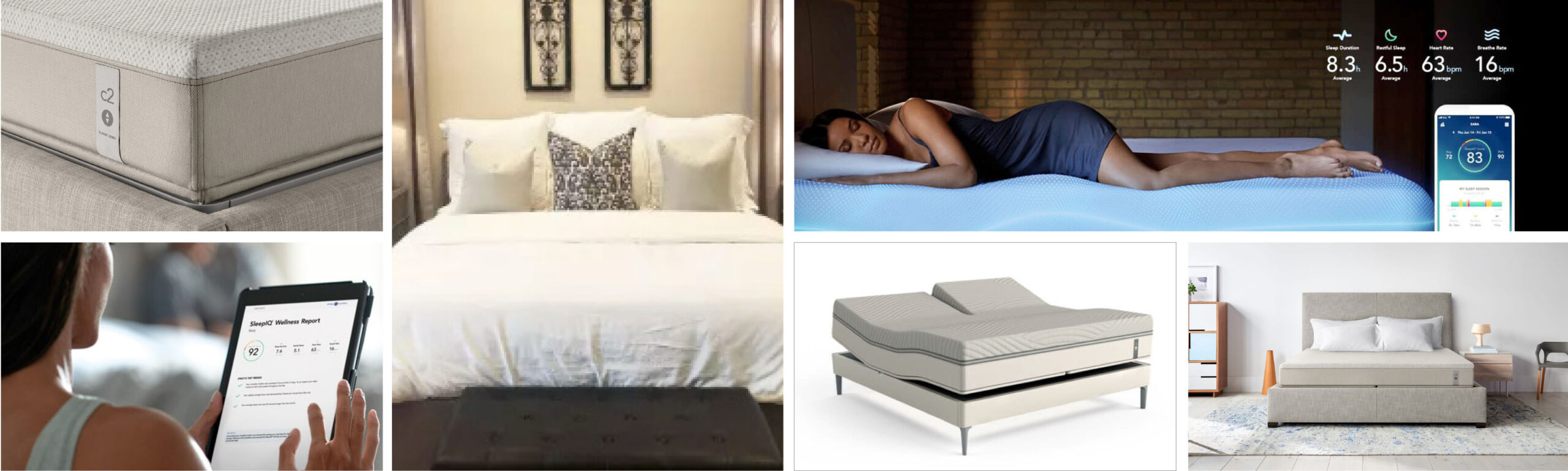 Sleep Number Beds is one of the best!