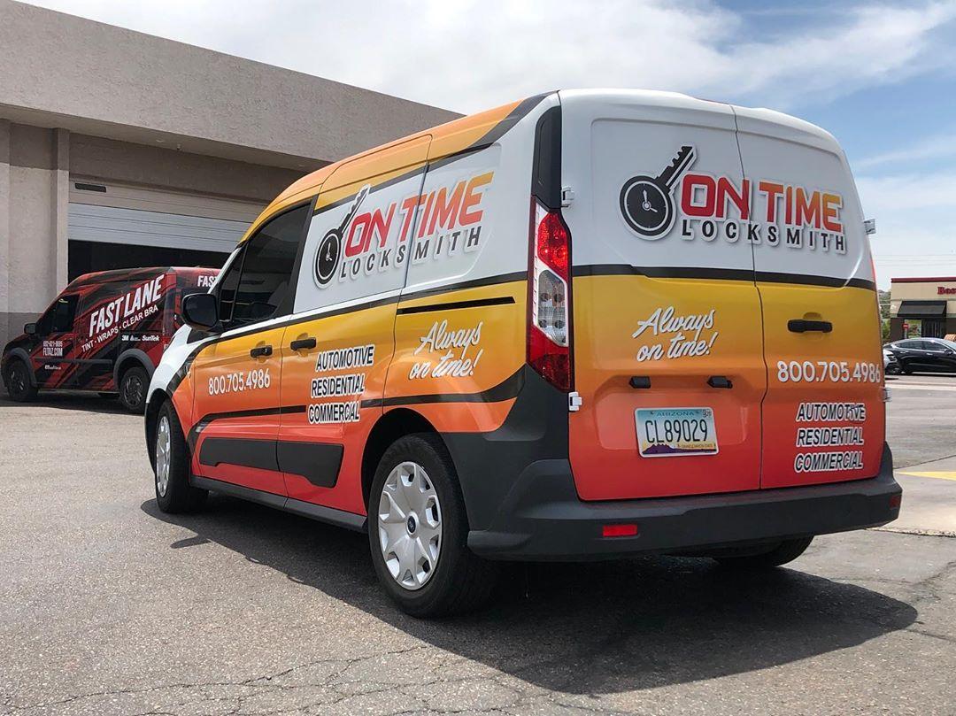 Phoenix AZ area business Fast Lane Window Tinting