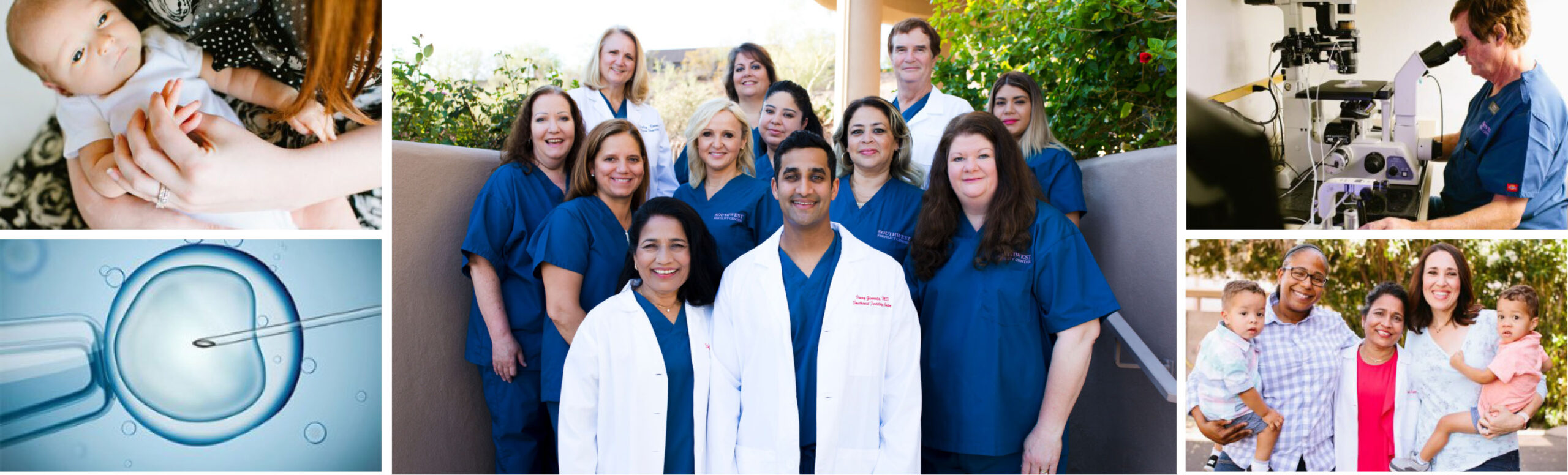 Southwest Fertility Center is one of the best!