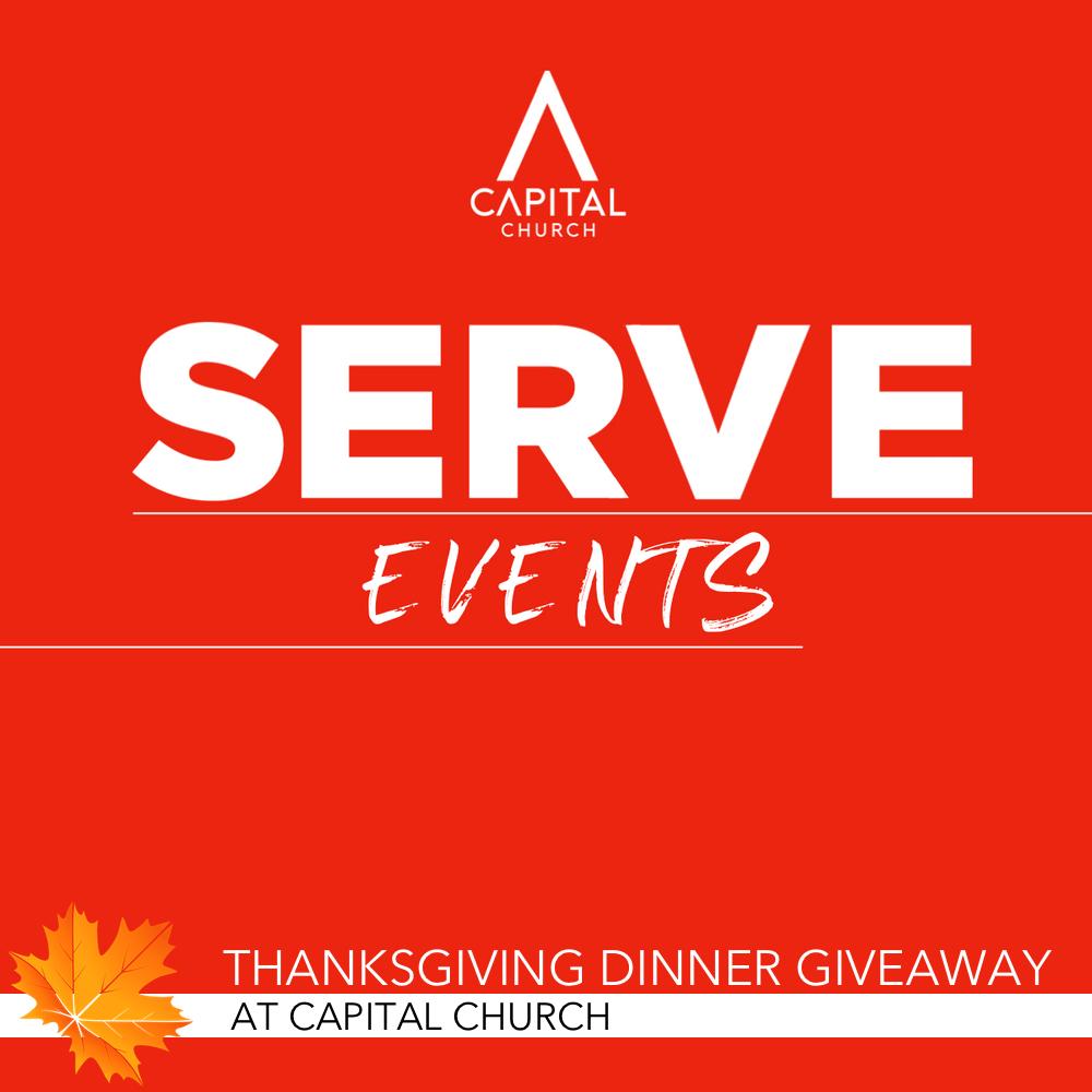Thanksgiving Outreach   11.21.20