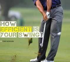 how effecient is your swing