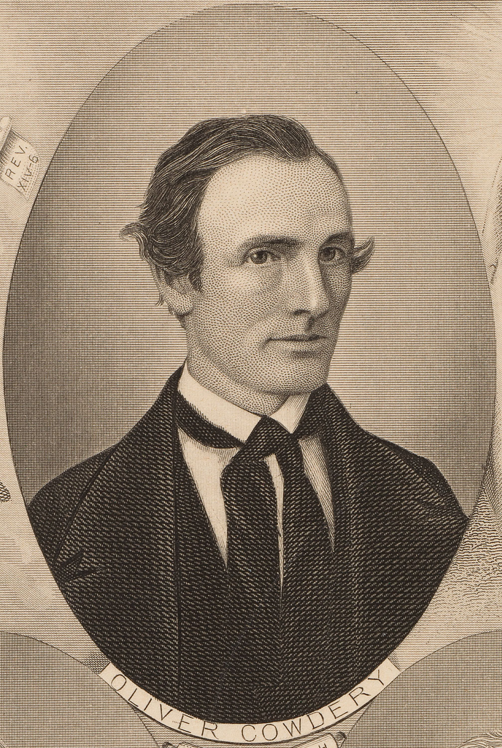 Oliver Cowdery opposed polygamy