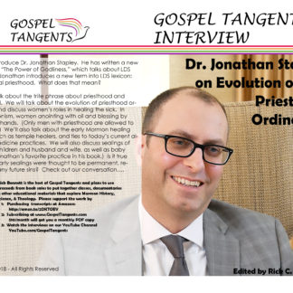 Dr. Jonathan Stapley discusses the evolution of LDS priesthood ordinances.