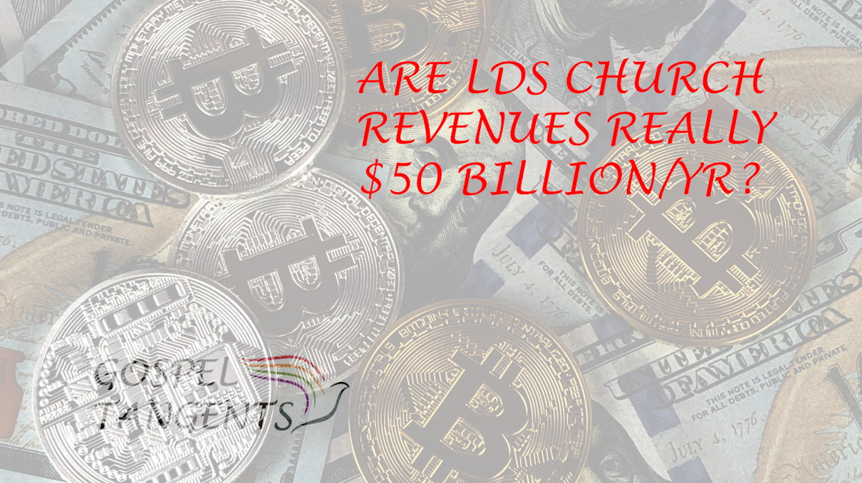 Dr. Michael Quinn breaks down the percent of tithing and church businesses that contribute to LDS Church revenues.
