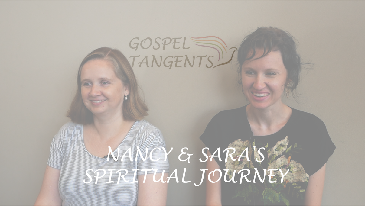 Nancy Ross describe their spiritual Journey in Mormonism.