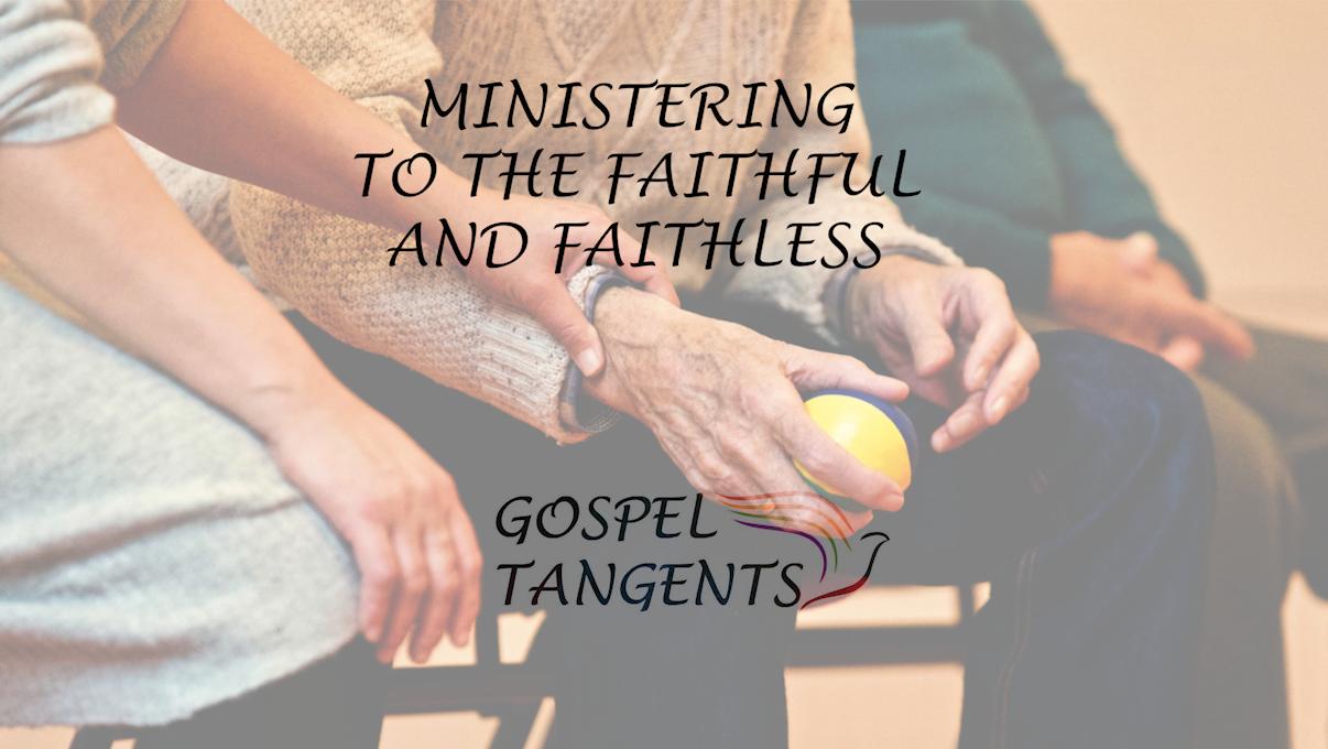 Kurt Francom gives advice on the new Ministering program for both faithful & faithless members.