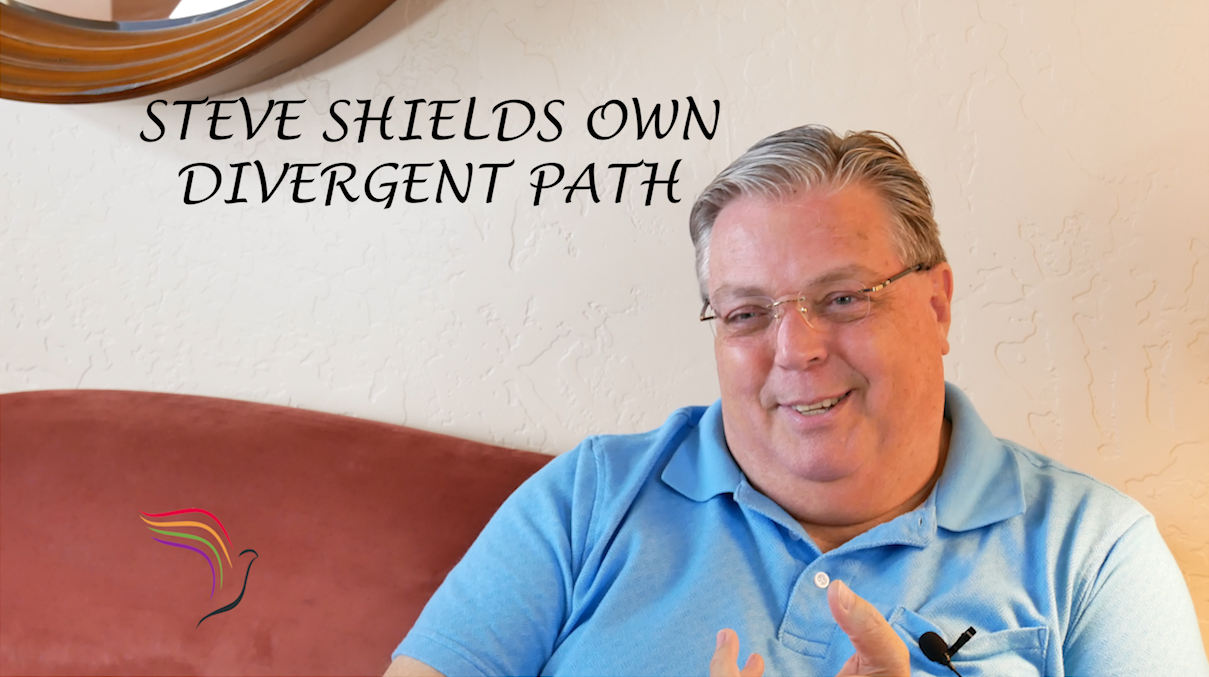 Steve Shields describes his conversion from the LDS Church to RLDS Church, and we discuss RLDS Church hierarchy.