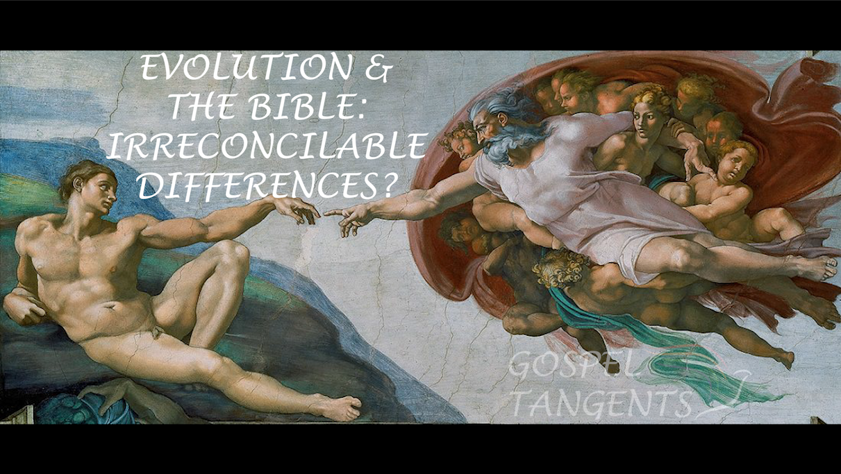 Ben Spackman discusses whether reconciling Genesis & evolution is even an appropriate question.