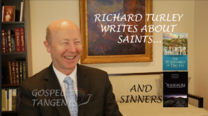 Richard Turley is Managing Director of Public Affairs for LDS Church and author of 4 books on Mountain Meadows Massacre