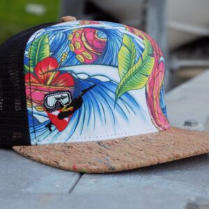 Tropical Twist Snapback