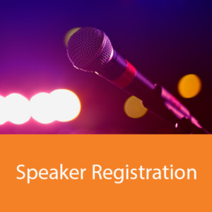 Speaker Registration