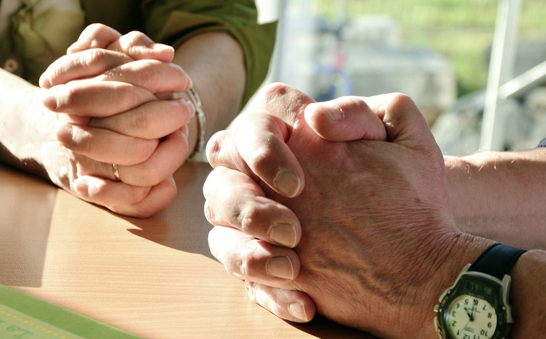 Finding Time To Pray In A Busy World