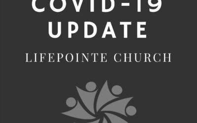 Pastor Andy Driscoll's Statement on COVID-19