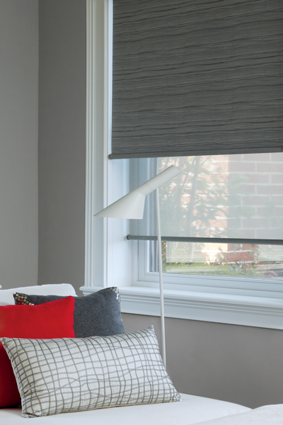 Child-Safe Window Treatments - Roller Shades