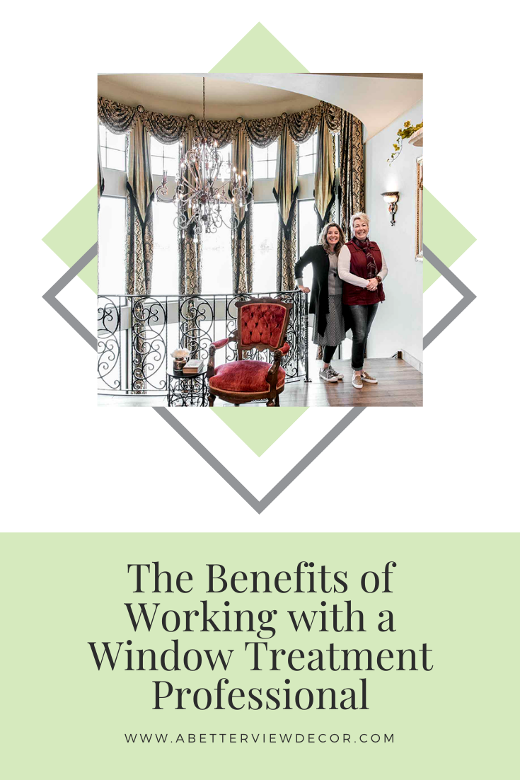 The Benefits Of Working With A Window Treatment Professional