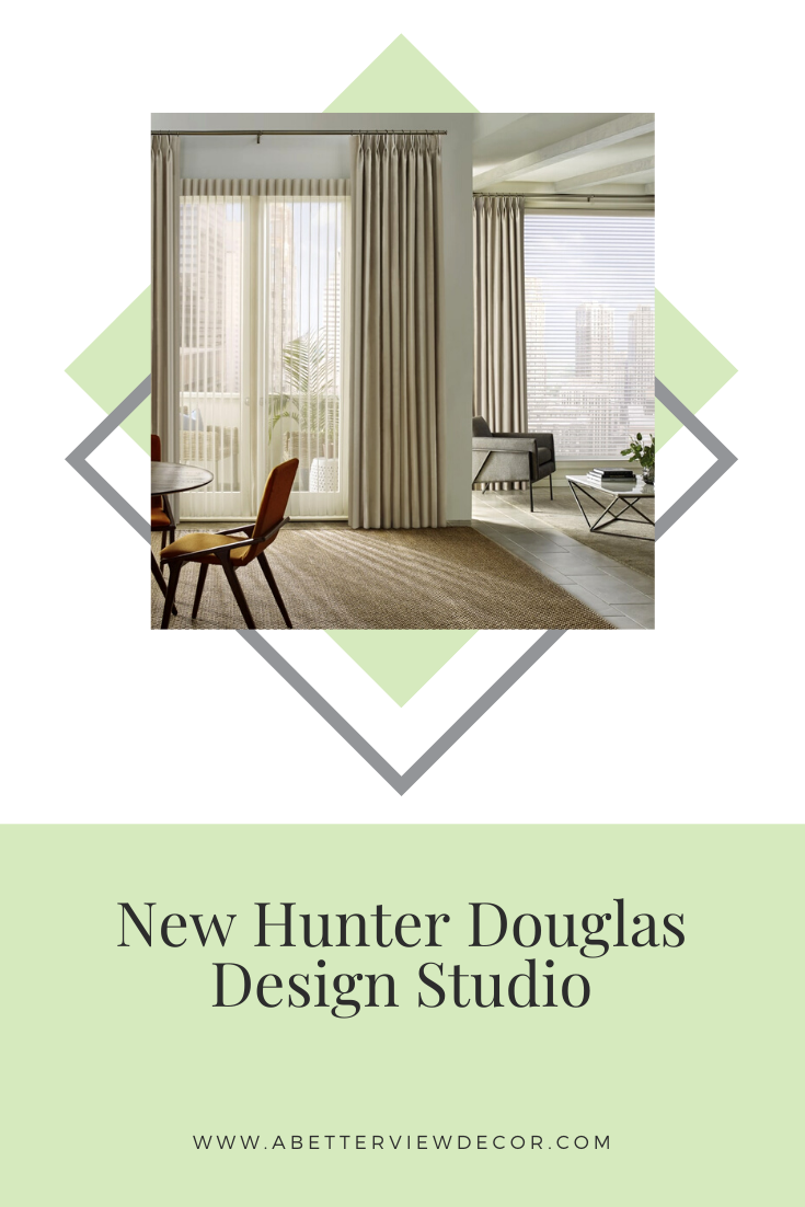 New Hunter Douglas Design Studio