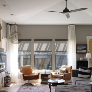 Hunter Douglas Motorized Roller Shades