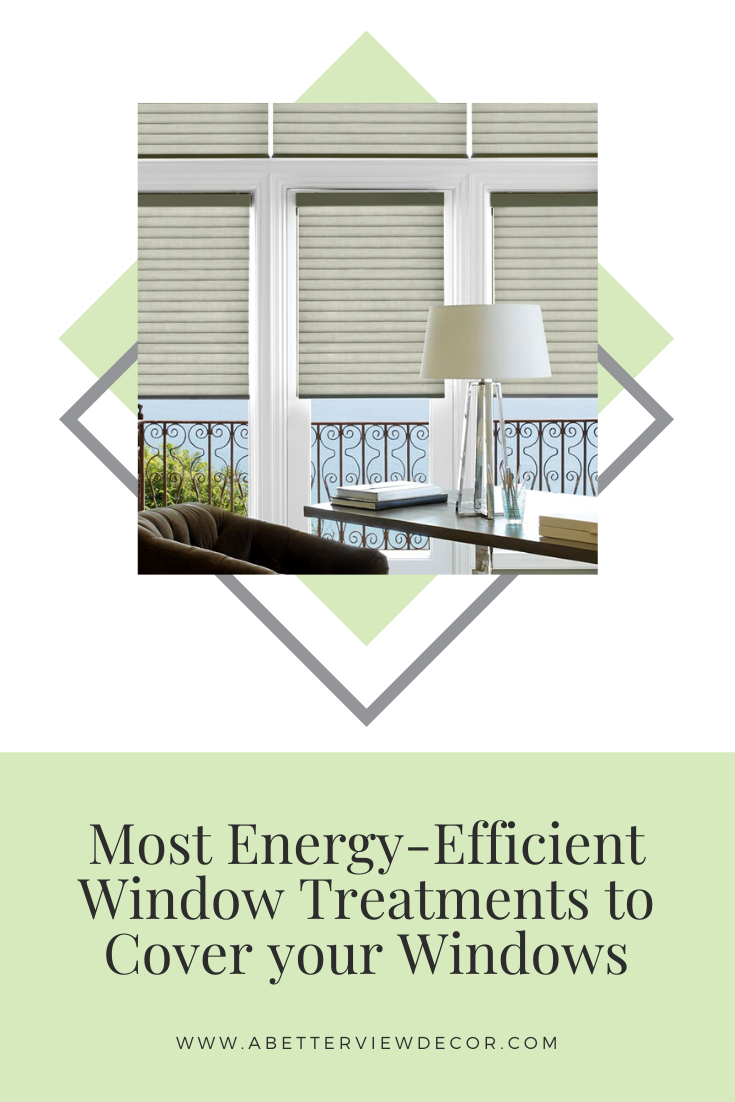 Most Energy-Efficient Window Treatments To Cover Your Windows