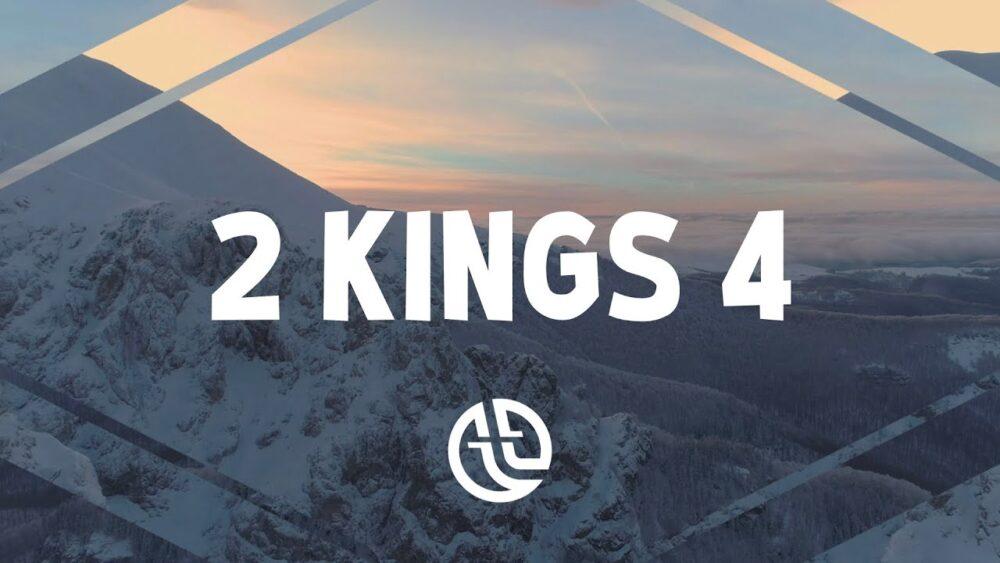 2 Kings 4 Image