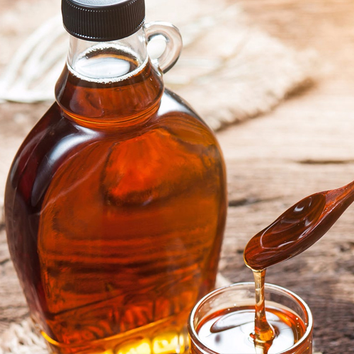 100% Pure Maple Syrup-500ml Glass Bottle