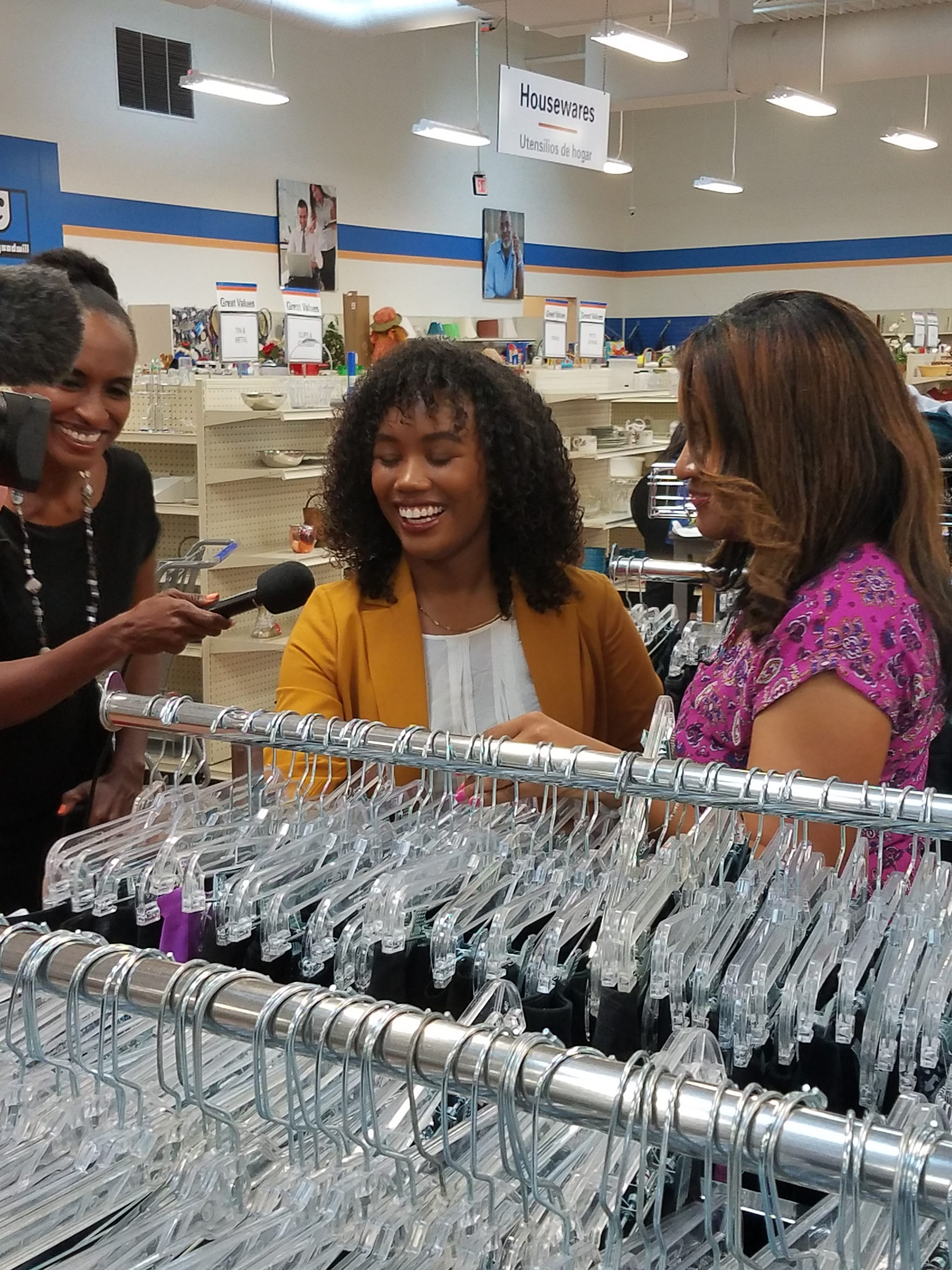 Teaching New Grads How To Dress For Success For Less Fox 5 Feature –