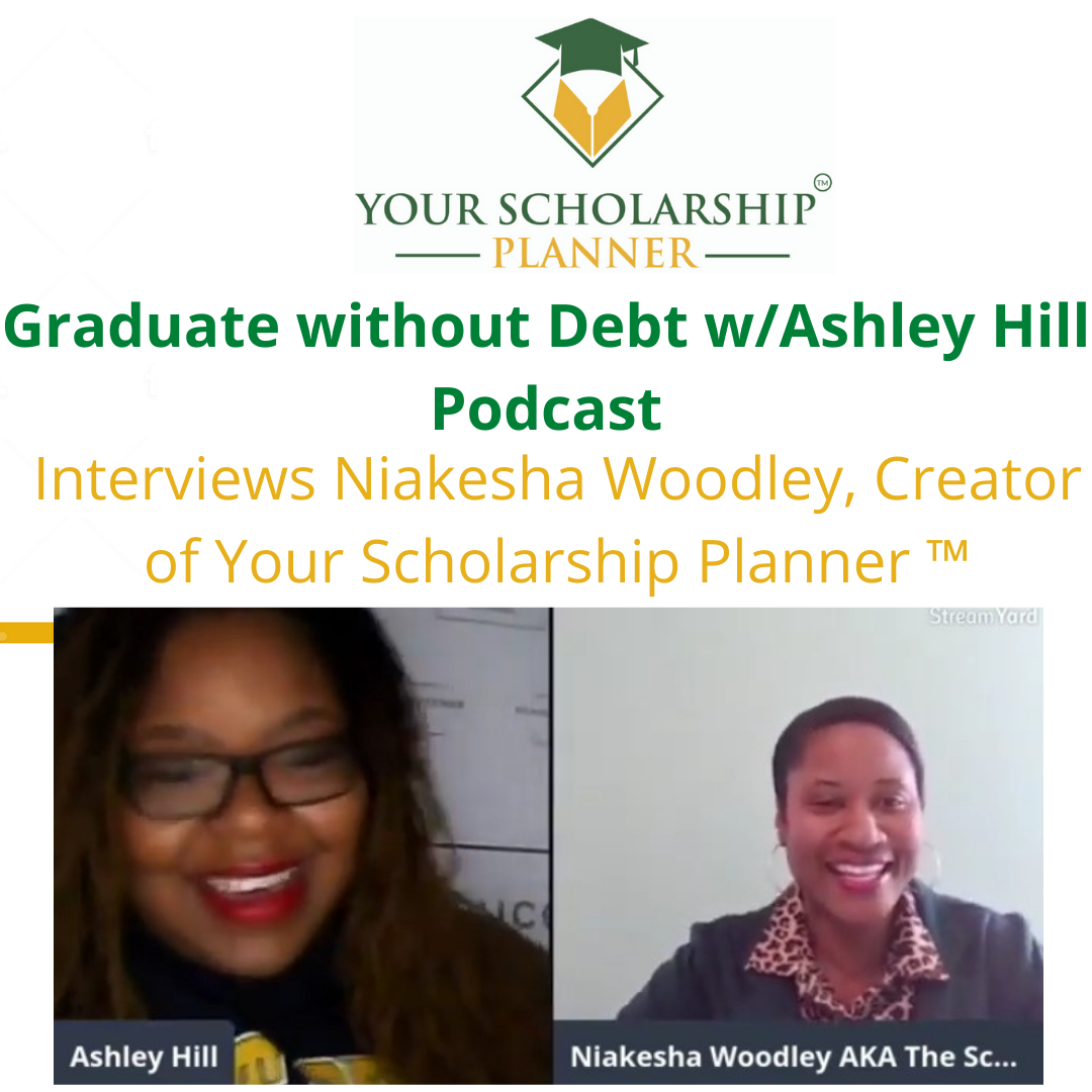 Overwhelmed in the Scholarship Application Process? Watch This Interview