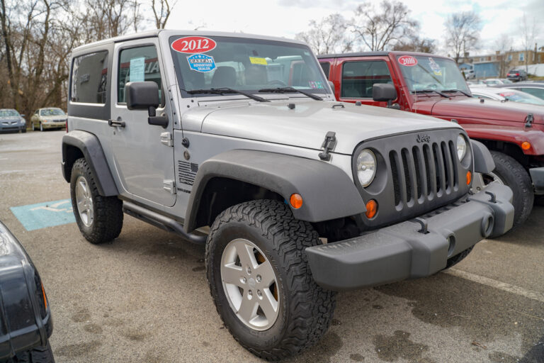 Pre-Owned Jeeps: Ultimate Utility & Value
