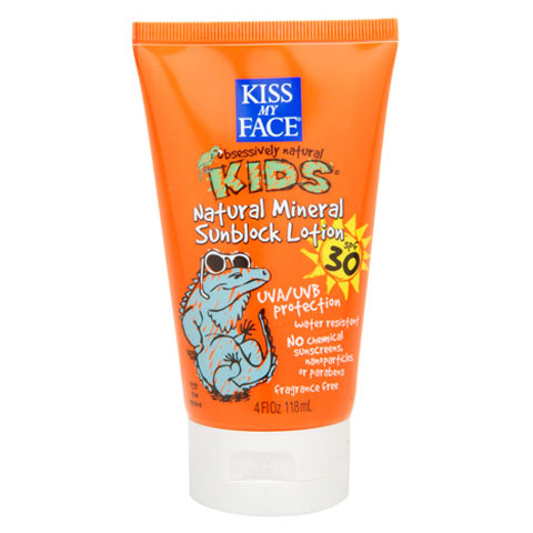 Kiss My Face Kids Sunblock
