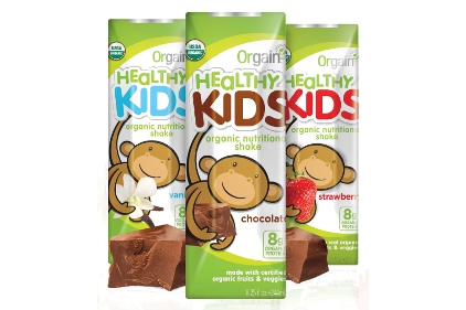Orgain healthy kids